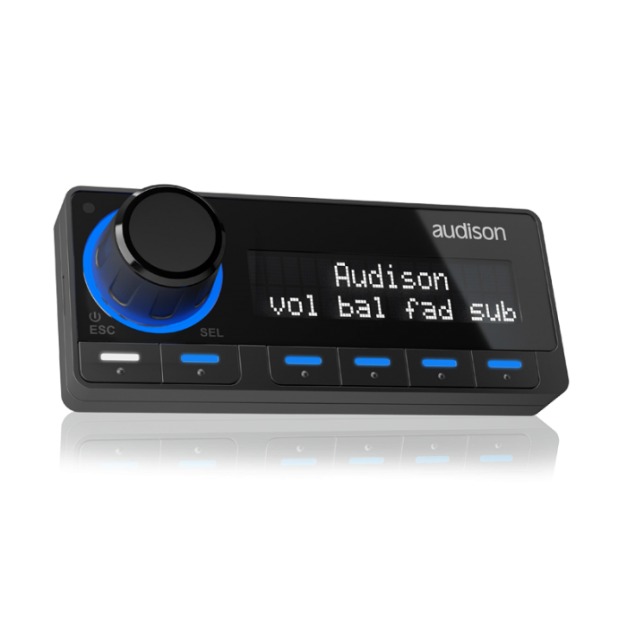 AUDISON AUDISON DRC MP digital remote control