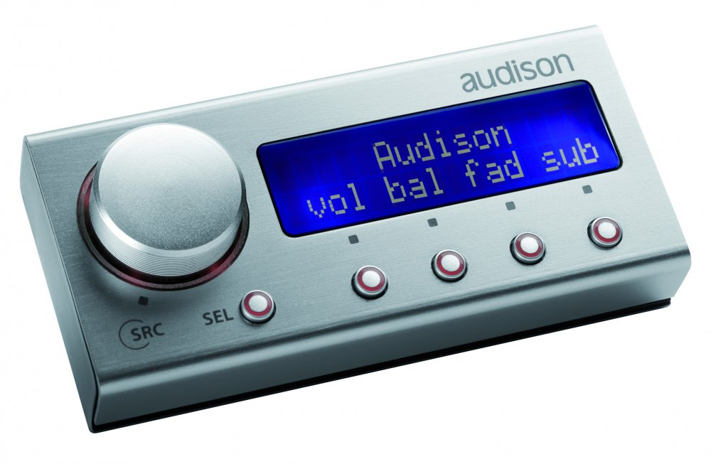 AUDISON AUDISON Thesis DRC TH digital remote control