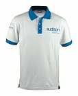Audison White Polo Shirt  Xl