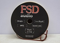 FSD audio PROFI 0,75мм МЕДЬ